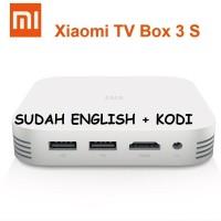 [ENGLISH  + KODI] Xiaomi Hezi Mi Box 3S 3 PRO Enhanced 4K - SIAP PAKAI