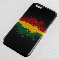 Rasta Color iPhone Case & All Case HP