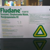 FLUDANE FORTE CAPLET