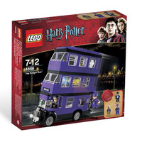 LEGO 4866 : THE KNIGHT BUS (Retired Product - Very rare)