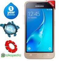 HP Samsung Galaxy J1 2016 4G LTE Garansi Resmi Samsung