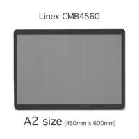 LINEX Cutting Mat A2 Grey/Black Edition