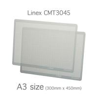 LINEX Transparent Cutting Mat A3 (300 x 450 mm)