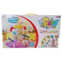 Playgym My Baby Health Rack/ Mainan Bayi