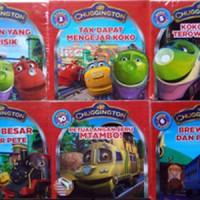 Paket Buku Cerita Anak Serial Chuggington (6 Buku)