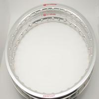 harga Velg Motor Set TK 140-17 & 160-17 WM 36H Alumunium Silver Bright Tokopedia.com