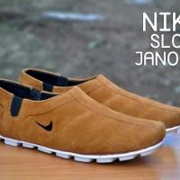 harga Sepatu Nike Slop Santai Pria Made In Vietnam Tokopedia.com