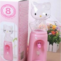 harga Dispenser Air Minum Water Dispencer Mini Karakter Lucu Hello Kitty Hk Tokopedia.com