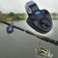 Fish Finder Bite Alarm Fishing Rod Clip On Alat Pelacak Gigitan Ikan