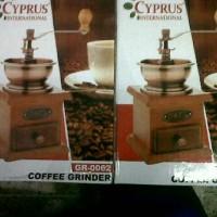GRINDER COFFE MANUAL
