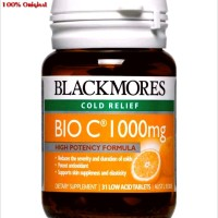Jual Multivitamin Blackmores Bio C Sustained Release - Low Acid - 75Tabs Murah
