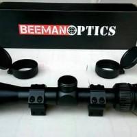 Jual Telescope Beeman Optics 3-9x40 - Tele Scope Mildot Teleskop Senapan Murah