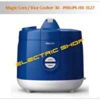 Magic Com / Rice Cooker 3D - PHILIPS HD 3127 Diskon