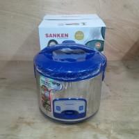 Magic com / Rice Cooker Sanken Stainless 1.8lt SJ-2000S Berkualitas