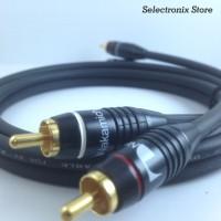 Kabel Audio RCA (Nakamichi) 1.5 Meter