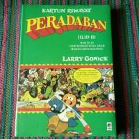 harga Kartun Riwayat Peradaban III-Larry Gonick Tokopedia.com