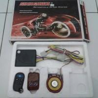 Alarm Motor Sinagawa NEW Model BANYAK FITUR REMOTE GETAR SENSITIFITAS