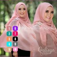 Hijab Khimar Qalisya Gesper / Hijab Khimar Qalisya Syar'i Gesper