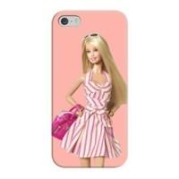 Casing Hp Custom Barbie Doll iPhone 4/4s/5/5s Case