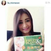 Jual Fruit & Plant Obat Pelangsing Badan Herbal Murah