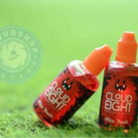Vape Liquid: Cloud Eight - Strawberry Mint Flavor (60ml)