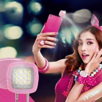 Lampu Selfie Flash Light Led 16 Universal HP Android / Iphone