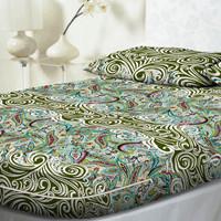 Sarung Kasur Premium 180x200x15 Motif Batik Jogja 8CAM