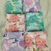 Jual Baggu Bagcu Shopping Bag Shabby Chic Flower Tas Kantong Belanja Bunga Murah