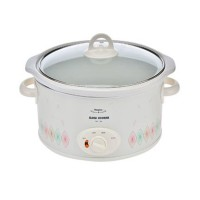 Maspion MSC-1850 Slow Cooker (Putih)