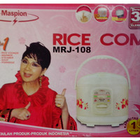 Rice Com 5 In 1 (1 Liter) Maspion MRJ-108
