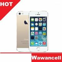 APPLE IPHONE 5S ORIGINAL - GOLD - 32 GB - GARANSI 1 TAHUN