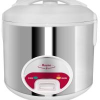 Rice Cooker 1.8 Liter - Maspion Rice Com MRJ 208 SS