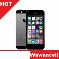 Apple Iphone 5S Original - Grey - 32GB - 4G Lte -  Garansi 1 Tahun