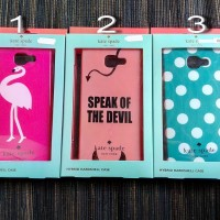 iphone 5 / 5s / SE / 5c softcase kate spade new york