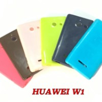 SOFT CASE FOR HUAWEI ASCEND W1 CASING COVER