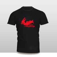 Kaos Baju Pakaian MOTOR YAMAHA MAJESTY SILUET murah