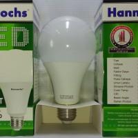 Bola Lampu Bohlam LED Hannochs 16W Garansi