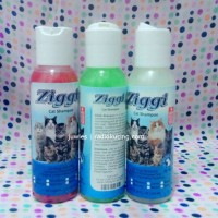 Shampo Kucing Wangi Antu Kutu (Anti Flea & Thick) Bagus utk Bulu