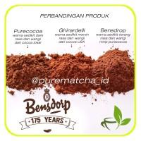 Bensdrop Coklat Bubuk Murni Bensdorp Cocoa Pure Cocoa Powder 500gr