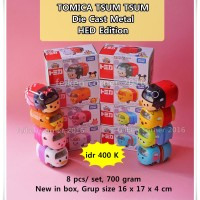 Die cast tomica tsum tsum edisi HED