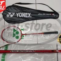 Raket Yonex Senar Arcsaber 10 Merah