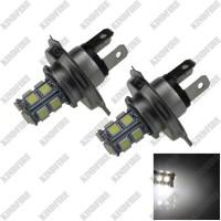 harga H4 LED 13 SMD 5050 Lampu Utama Depan Headlamp Head Lamp Motor Mobil Tokopedia.com