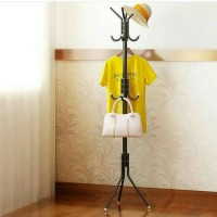 Standing Hanger multifunction /Gantungan portable tas topi