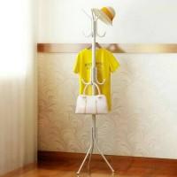 Jual Standing Hanger multifunction /Gantungan portable tas topi Murah