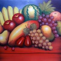 Lukisan Buah AGNW 14