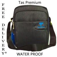 harga Travel Time Tas Selempang Premium WaterProof For Ipad 10 Inch - Hitam Tokopedia.com