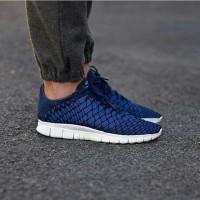 "Nike Free 5.0 Inneva Woven ""Midnight Navy"" Premium Original / Sneakers"