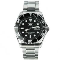 Jam tangan pria Seiko original 5 snzf17 ( edifice quicksilver ac )