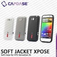 Jual softjacket capdase ori for HTC Sensation XL Baru | Case Cover H