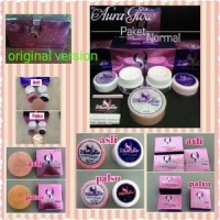 AURA GLOW CREAM PAKET NORMAL